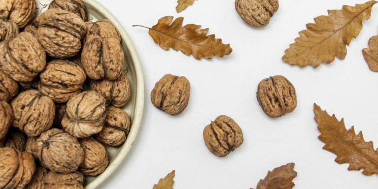 eating for beauty includes walnuts