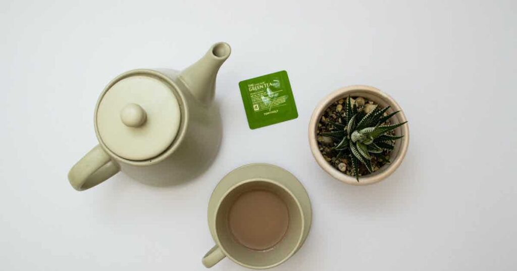 green tea health